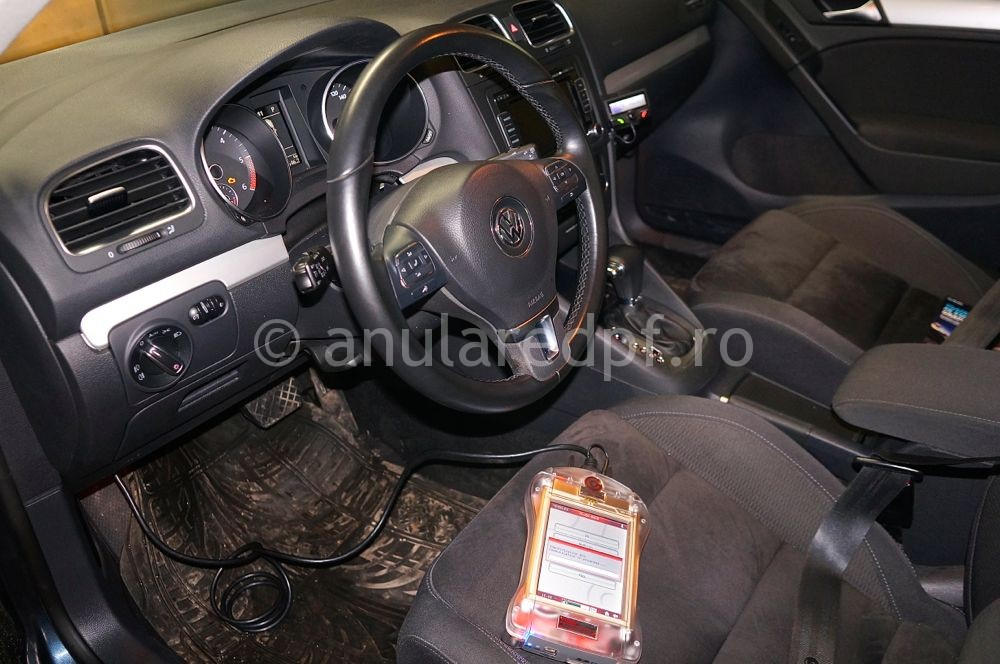 Anulare EGR VW Golf 6 1.6tdi - 09