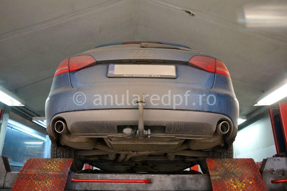 Anulare filtru de particule Audi A4 - 01