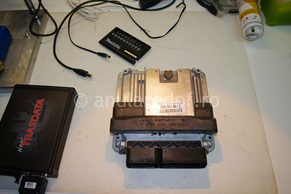 Anulare filtru de particule Audi A4 - 03