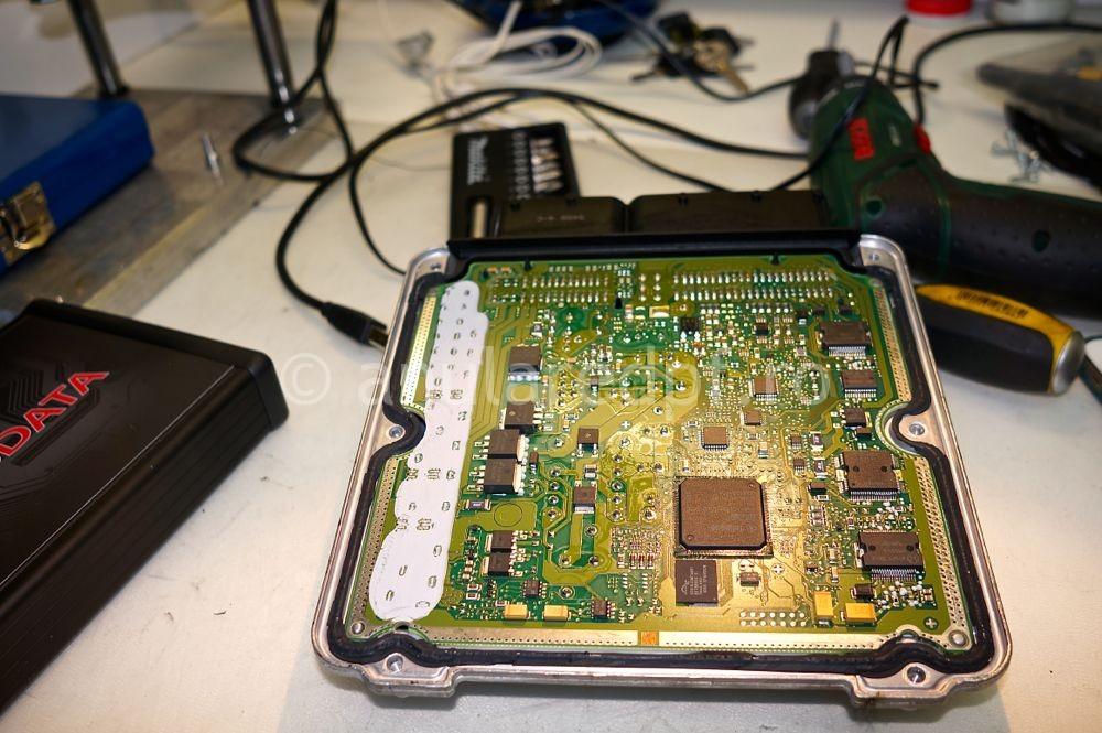Anulare filtru de particule Audi A4 - 08
