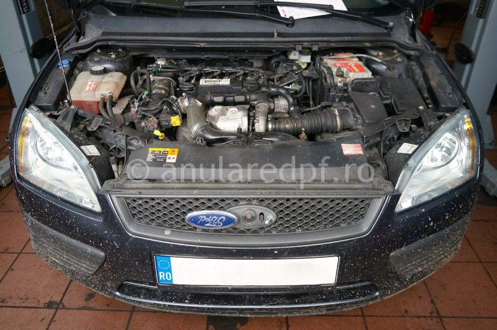 Anulare filtru de particule Ford Focus - 34