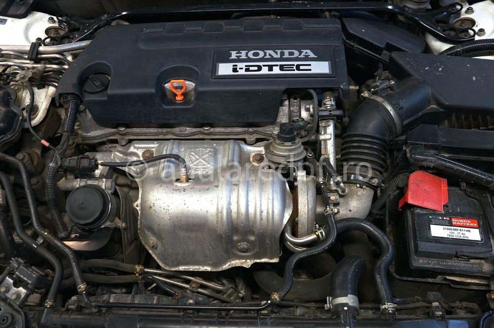Anulare filtru de particule Honda - 23