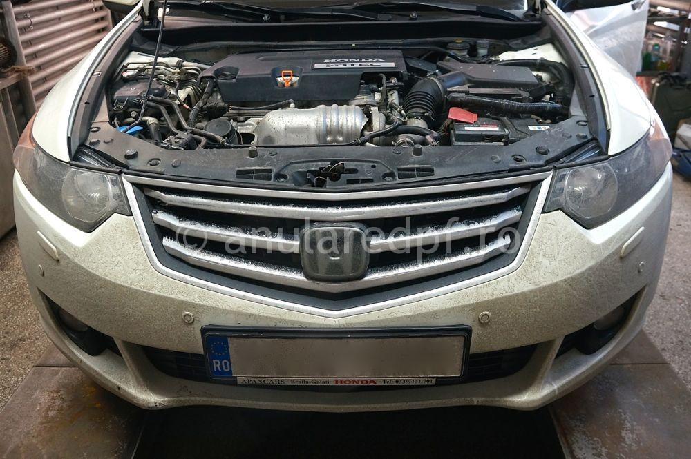 Anulare filtru de particule Honda - 28