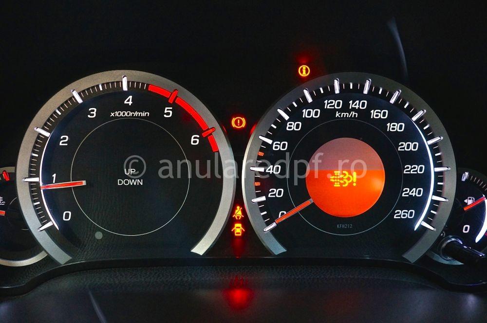 Anulare filtru de particule Honda - 29