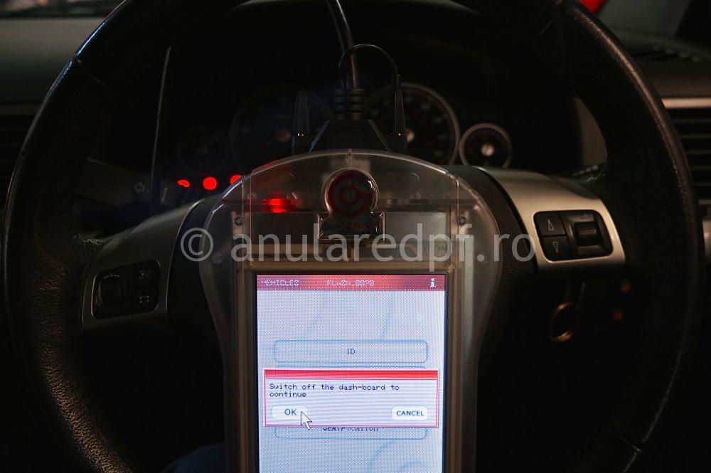 Anulare filtru de particule Opel Signum - 06
