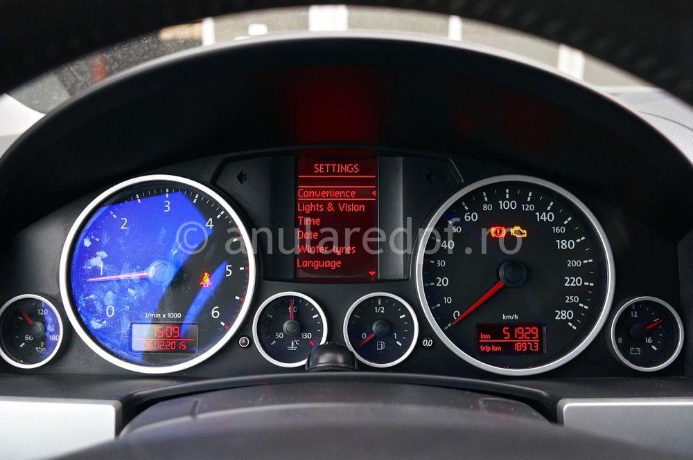 Anulare filtru de particule VW Touareg - 1