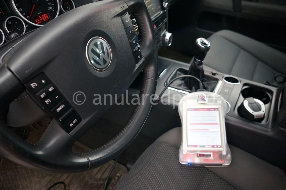 Anulare filtru de particule VW Touareg - 2