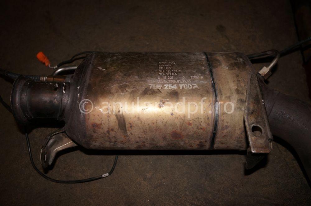 Anulare filtru de particule VW Touareg - 6
