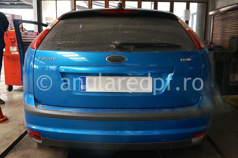 Anulare DPF Ford Focus - 68