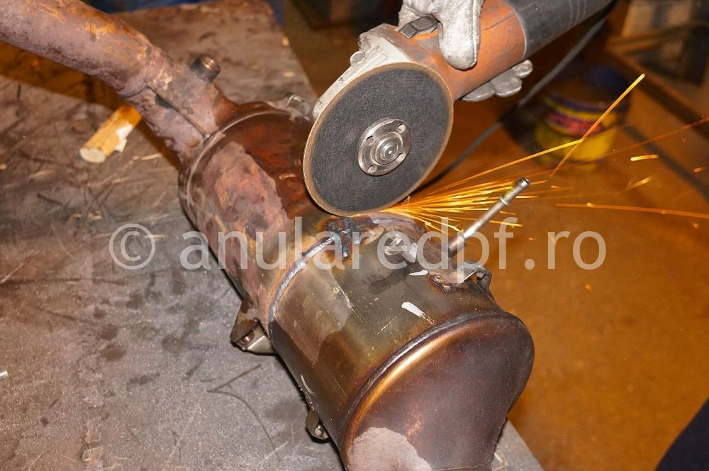 Anulare DPF Ford Focus - 72
