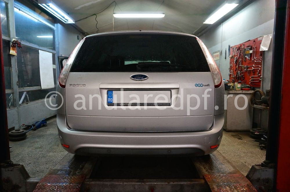 Anulare DPF Ford Focus - 94