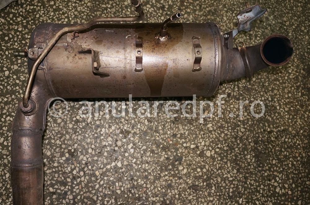 Anulare DPF Ford Focus - 96