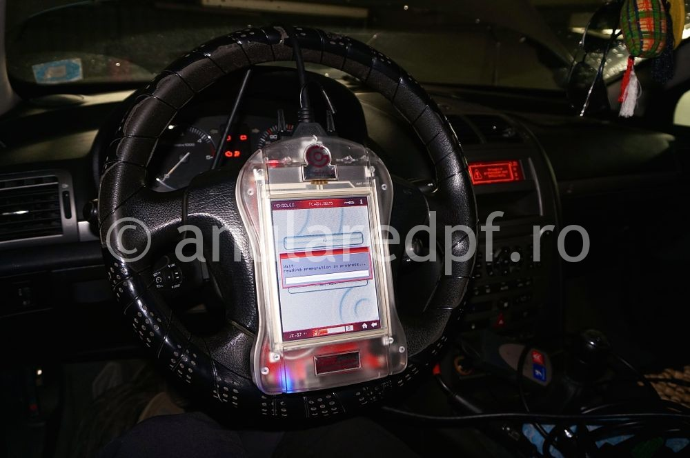 Anulare fap Peugeot - 23