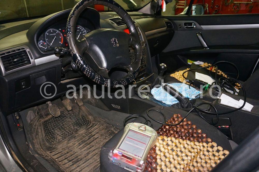 Anulare fap Peugeot - 27