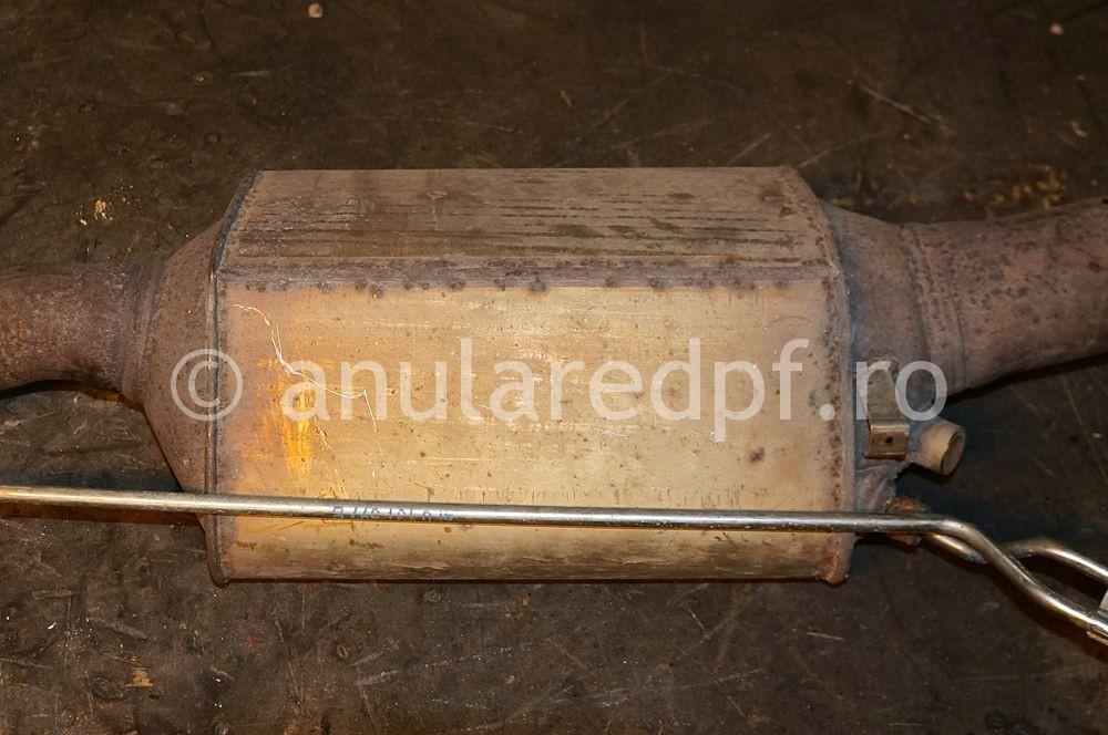 Anulare filtru de particule Audi A6  - 5