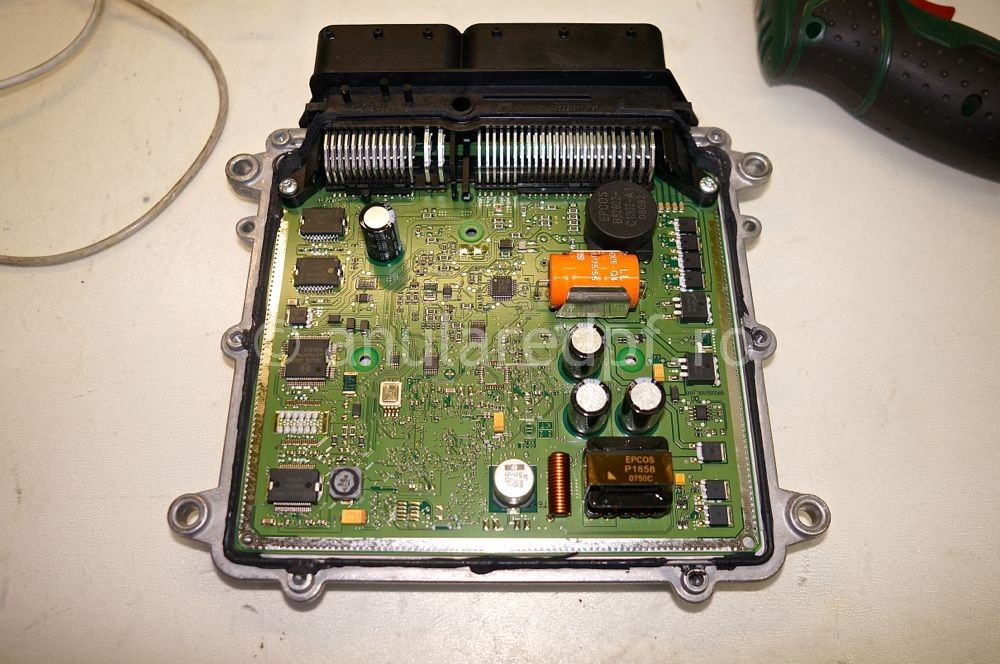 Anulare filtru de particule Honda - 43