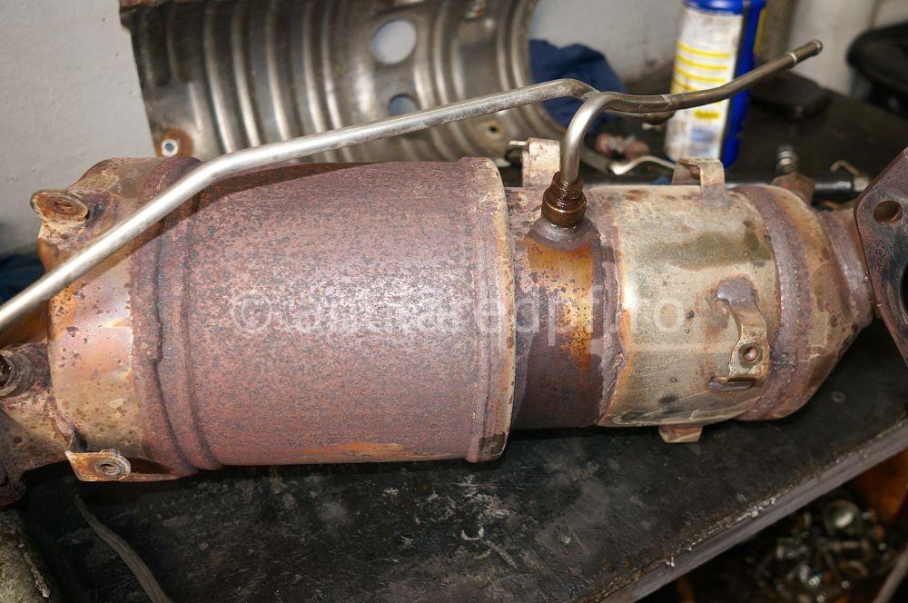 Anulare filtru de particule Honda - 45