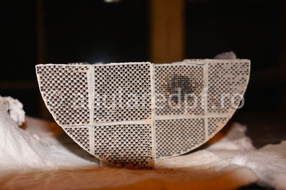 Anulare filtru de particule Kia Sportage - 07