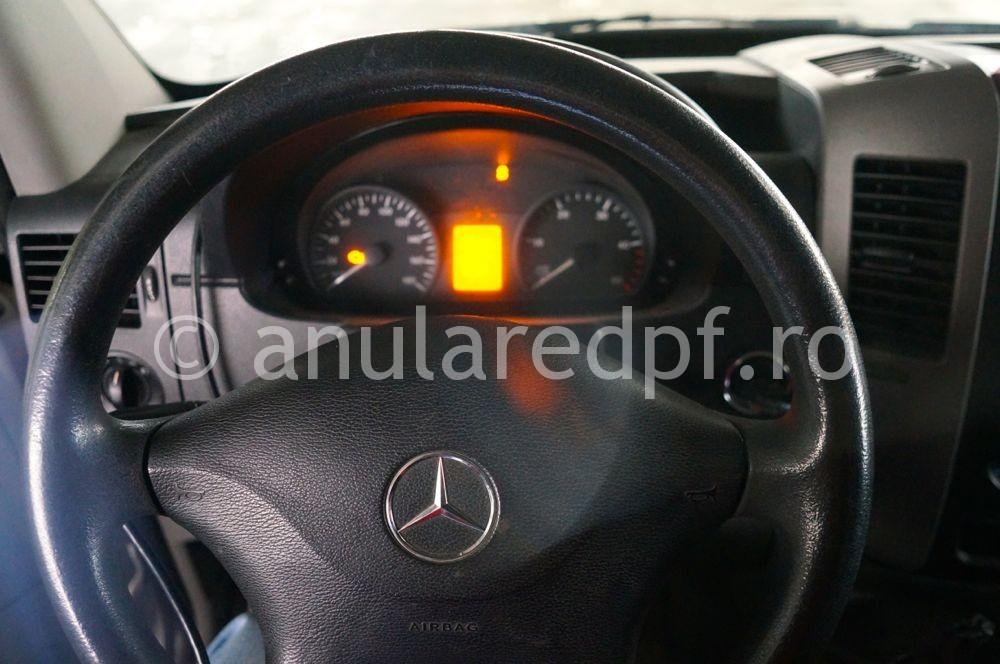Anulare filtru de particule Mercedes Sprinter - 14