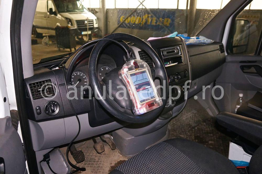 Anulare filtru de particule Mercedes Sprinter - 15