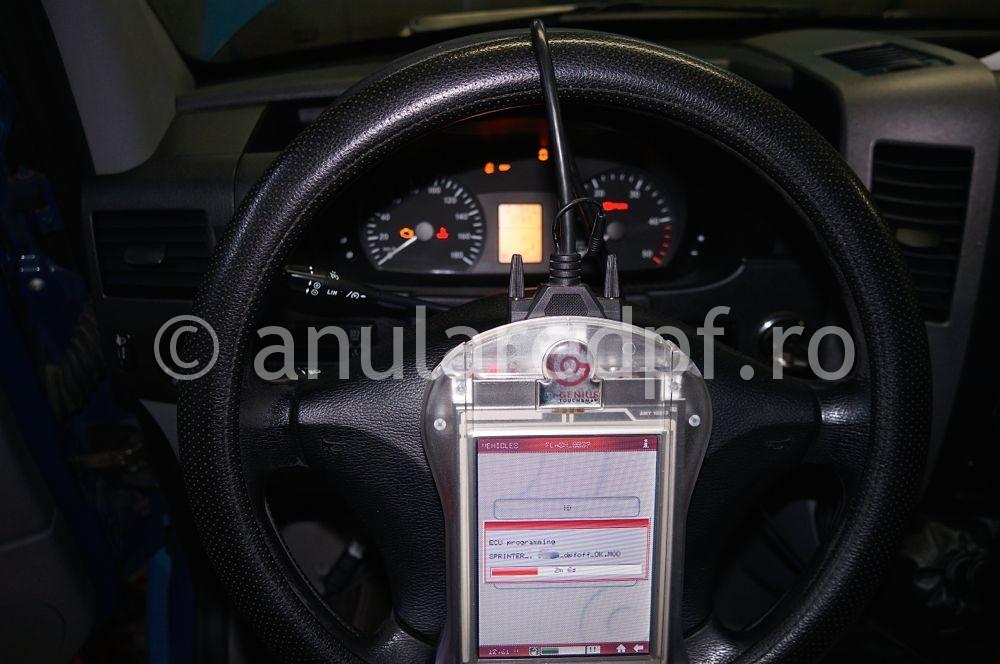 Anulare filtru de particule Mercedes Sprinter - 26