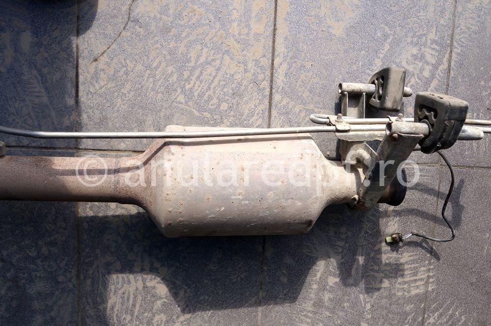 Anulare filtru de particule Mercedes Sprinter - 27