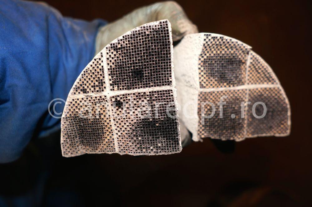 Anulare filtru de particule Mercedes Sprinter - 29