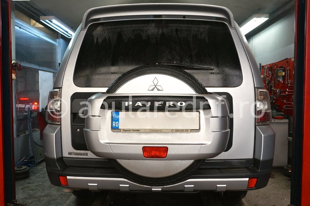 Anulare filtru de particule Mitsubishi Pajero - 27