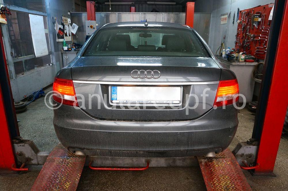Anulare dpf Audi A6 - 09