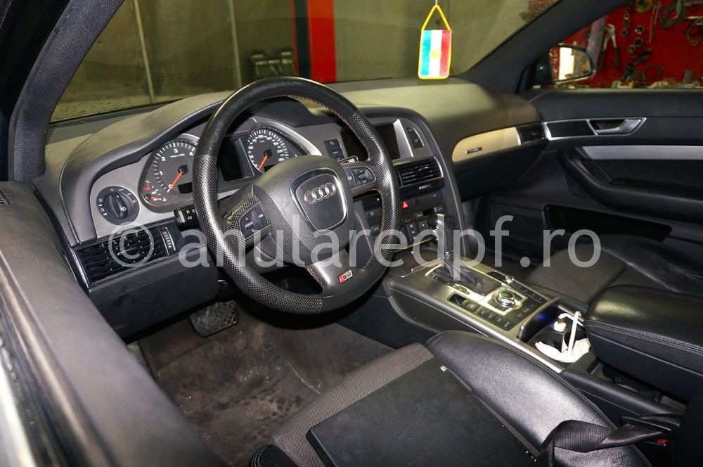 Anulare dpf Audi A6 - 10