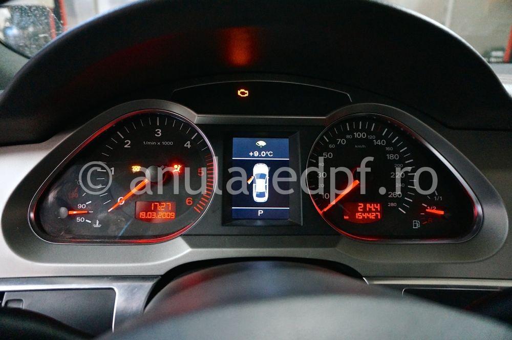 Anulare dpf Audi A6 - 12