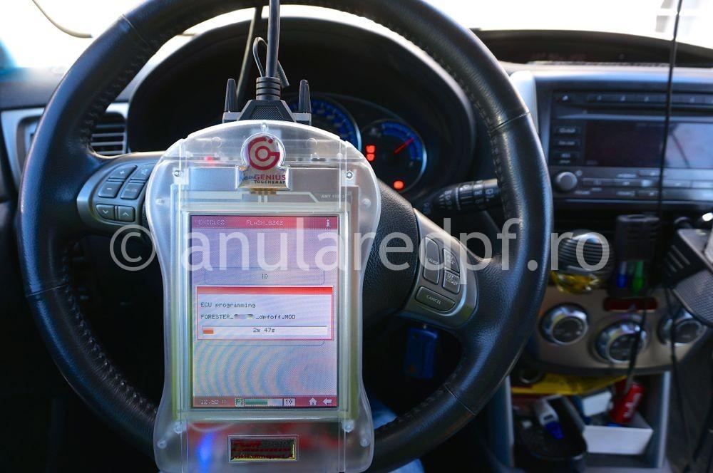 Anulare dpf Subaru - 06