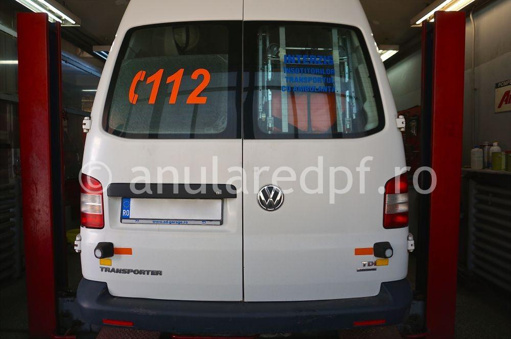 Anulare dpf Volkswagen T5 2.0 Bi-TDI - 04