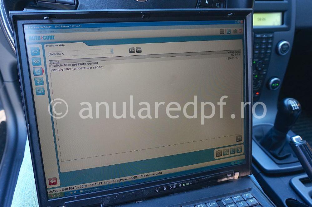 Anulare dpf Volvo  - 03
