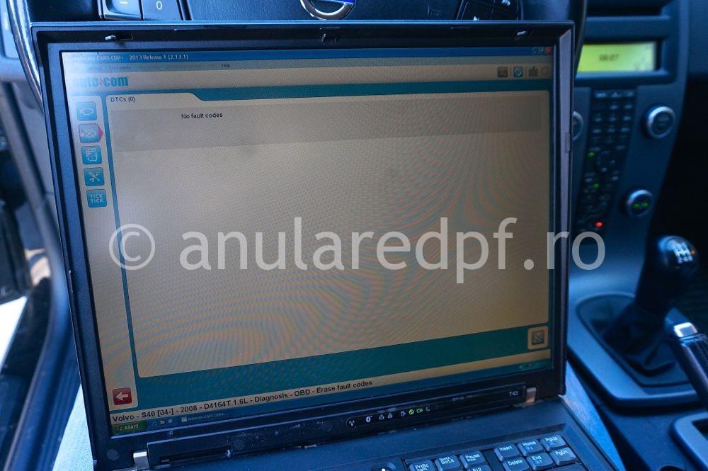 Anulare dpf Volvo  - 04