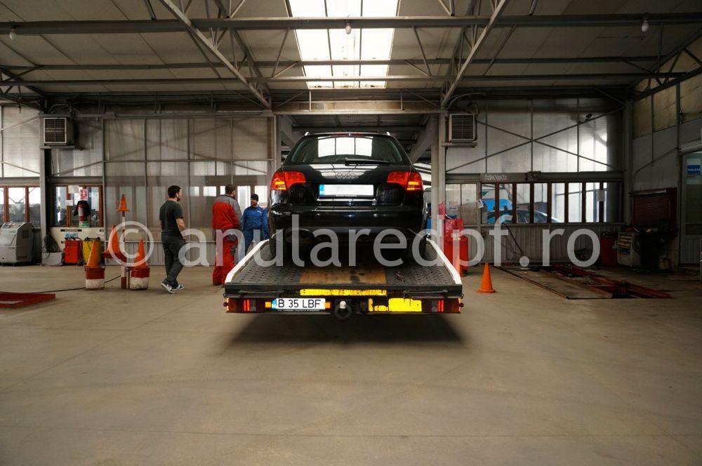 Anulare filtru de particule Audi A4 - 12