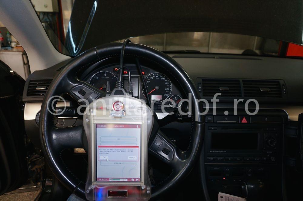 Anulare filtru de particule Audi A4 - 13