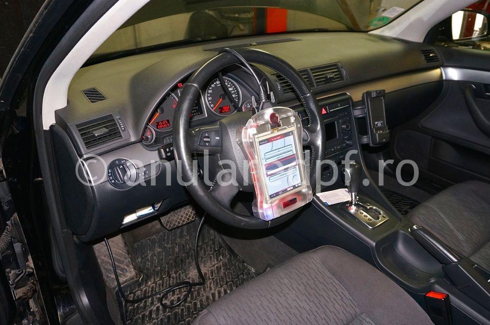 Anulare filtru de particule Audi A4 - 16