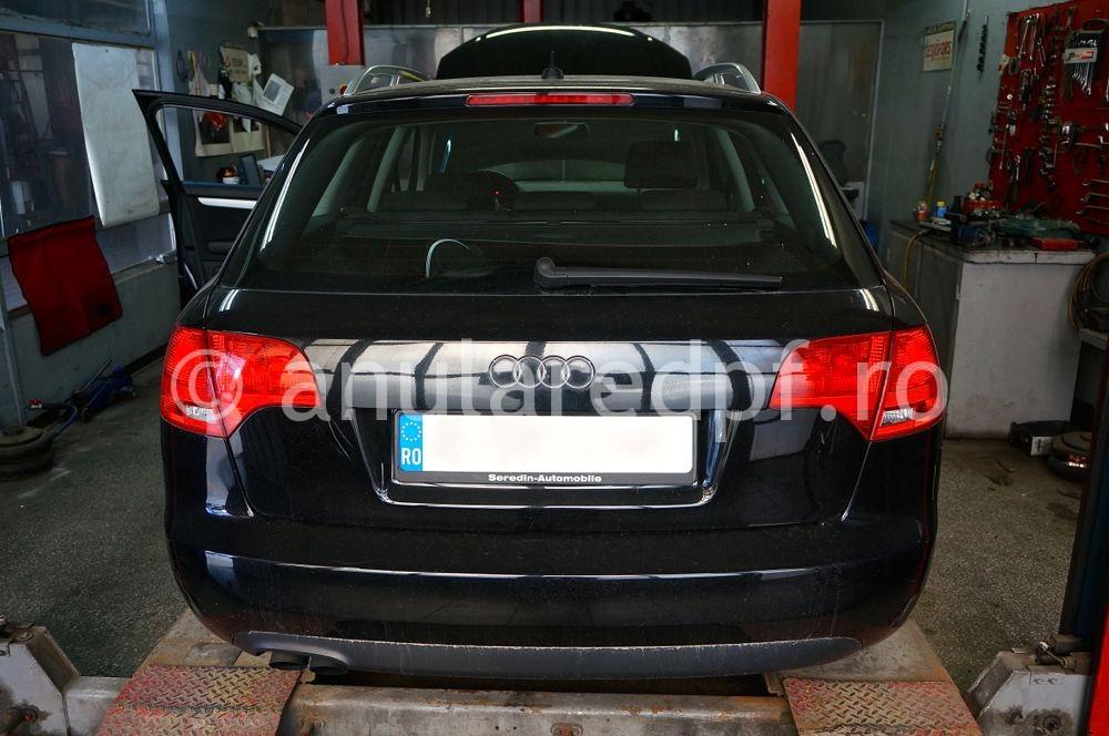 Anulare filtru de particule Audi A4 - 17