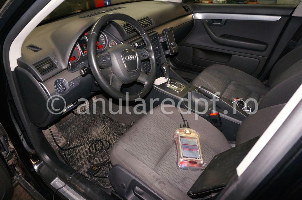 Anulare filtru de particule Audi A4 - 20