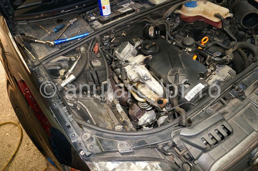 Anulare filtru de particule Audi A4 - 23