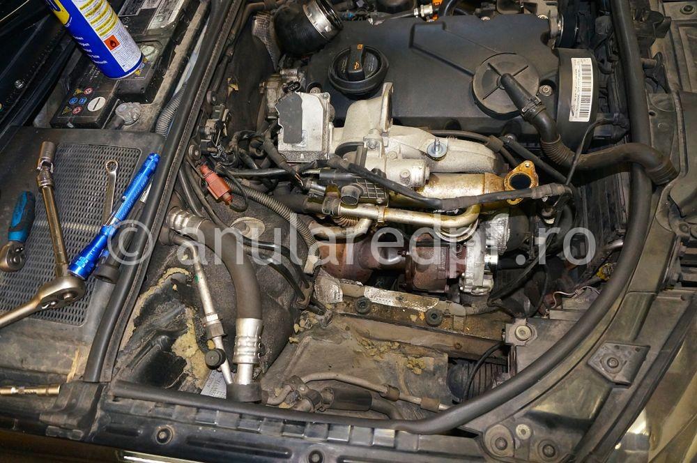 Anulare filtru de particule Audi A4 - 24