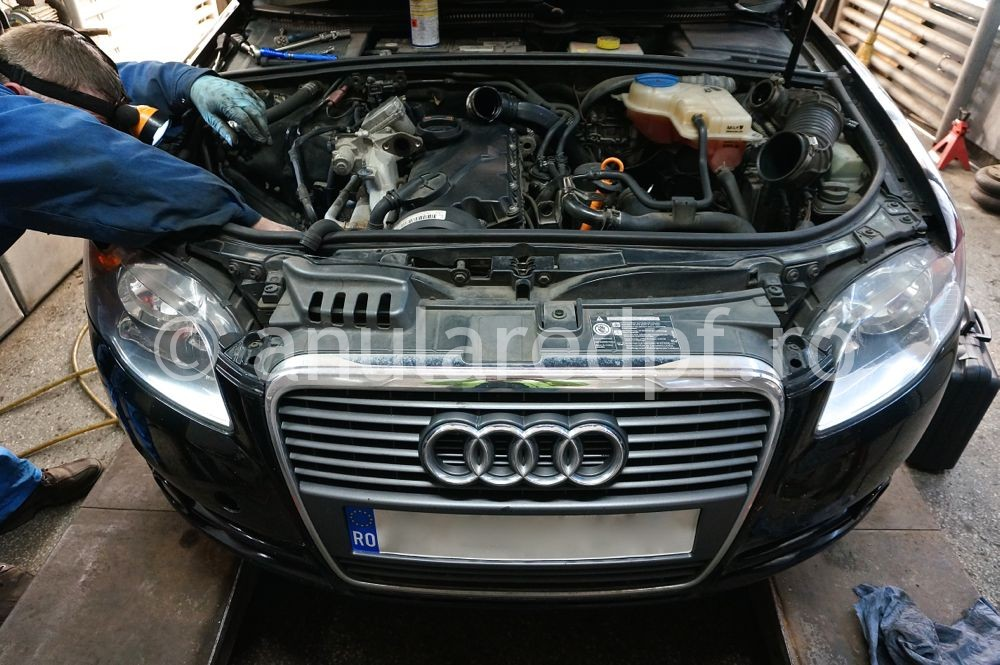 Anulare filtru de particule Audi A4 - 25