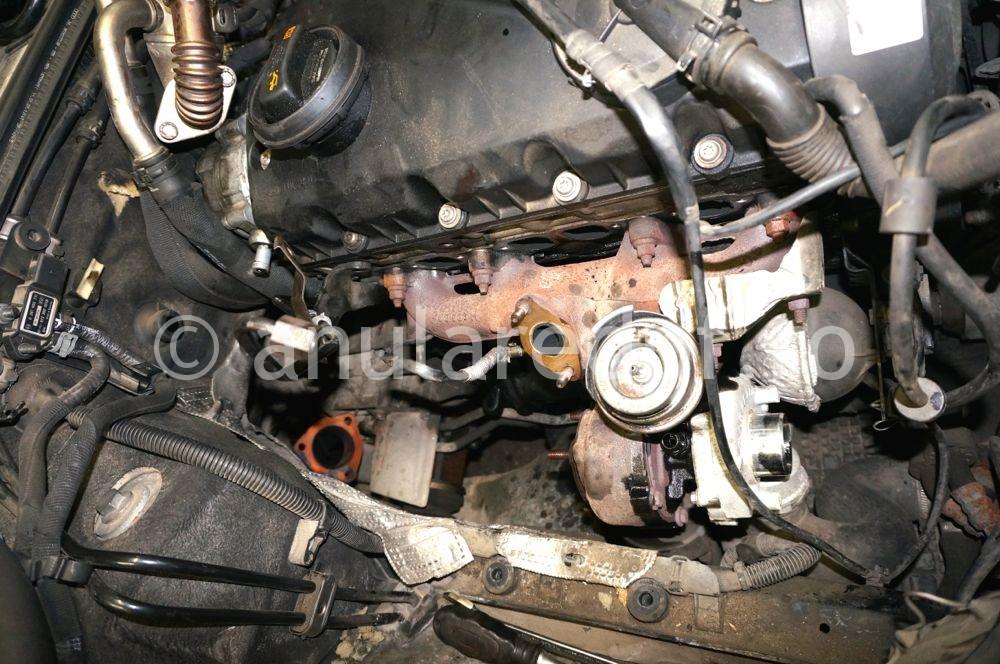 Anulare filtru de particule Audi A4 - 26