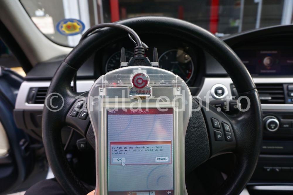 Dezactivare filtru de particule BMW320d