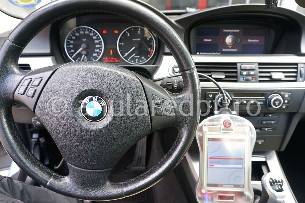 Anulare DPF BMW - 096