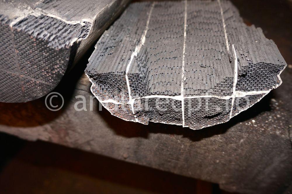 Cenusa filtru de particule BMW