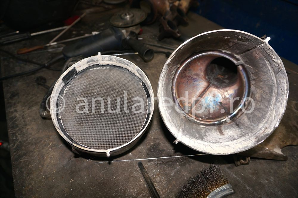 Anulare DPF BMW - 105