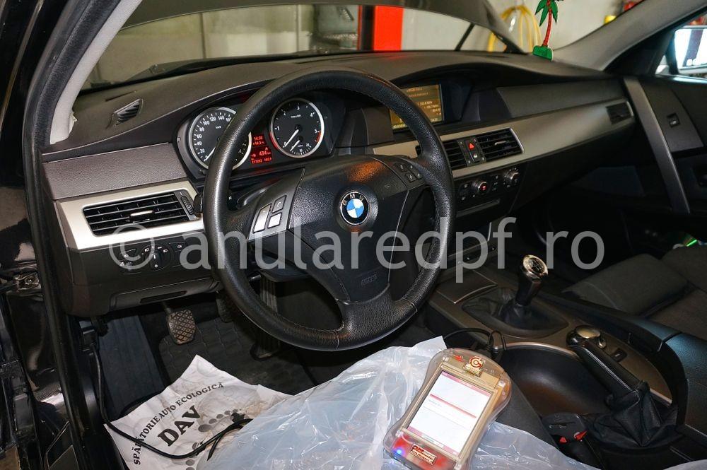 Anulare DPF BMW - 84