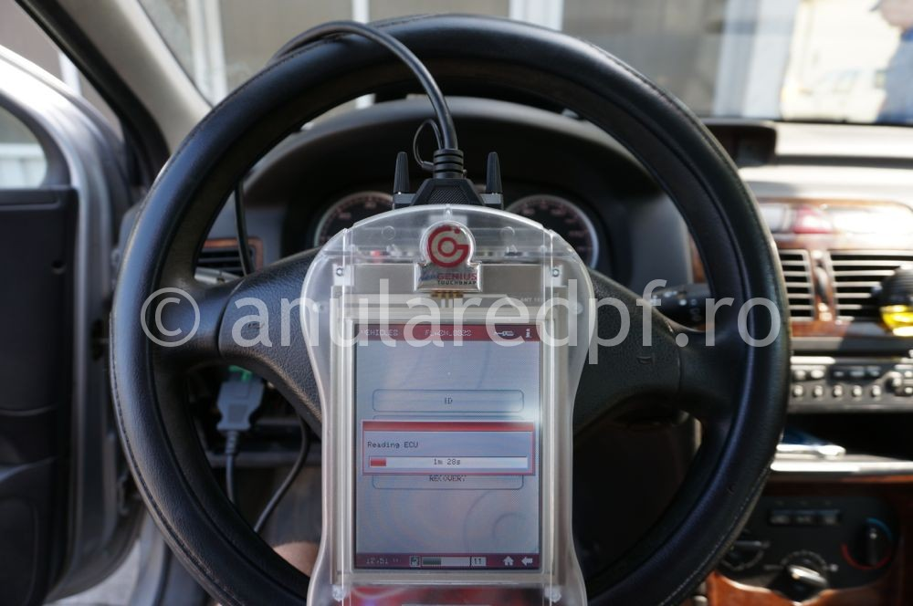 Anulare Fap Peugeot 307 - 10